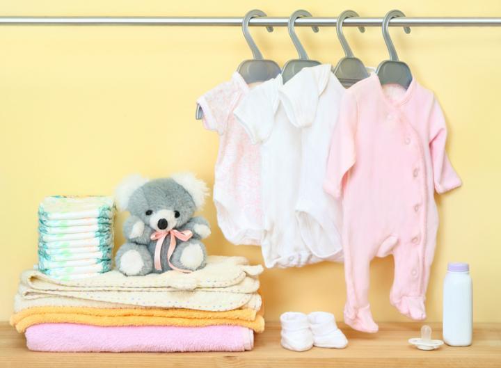 Какие вещи необходимы новорожденному ребенку